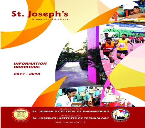engineering college brochure design - home